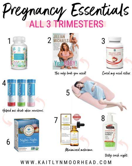 These are the 8 pregnancy essentials I swear by! 🤰🏼🙌🏻 http://liketk.it/2Pnmh #liketkit @liketoknow.it #LTKbaby #LTKunder50 #LTKbump @liketoknow.it.family