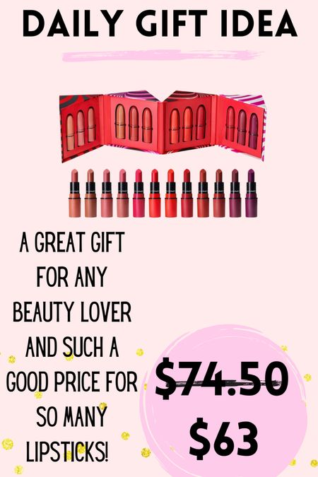 Gift idea for the beauty lover!  #LTKGiftGuide