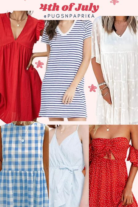 4th of July Outfit Ideas! All Amazon Prime Finds/ Target Finds so they will be here in time! July Fourth Outfit Ideas, Red White Blue Outfits, Independence Day, Summer Outfits, Summer Dresses, Romper, Target Style, Amazon Fashion http://liketk.it/3iyhy @liketoknow.it #liketkit #LTKunder50 #LTKunder100 #LTKstyletip