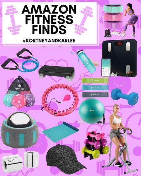 Amazon Fitness Finds!  Amazon workout gear | amazon fitness | amazon fitness favorites | amazon fitness finds | amazon athletic gear | fitness gear | fitness equipment | amazon fitness gear | amazon fitness equipment | Kortney and Karlee | #kortneyandkarlee #LTKunder50 #LTKunder100 #LTKsalealert #LTKstyletip #LTKshoecrush #LTKSeasonal #LTKfit #LTKhome @liketoknow.it #liketkit