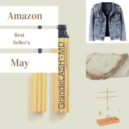 May's Amazon BEST Sellers! . You pretty ladies really loved these 4 items… Making them May's BEST SELLERS❤️ . .  Shop my daily looks by following me on the LIKEtoKNOW.it shopping app Download the LIKEtoKNOW.it shopping app to shop this pic via screenshot http://liketk.it/3ivCS #liketkit @liketoknow.it #LTKunder50 #LTKstyletip  . .