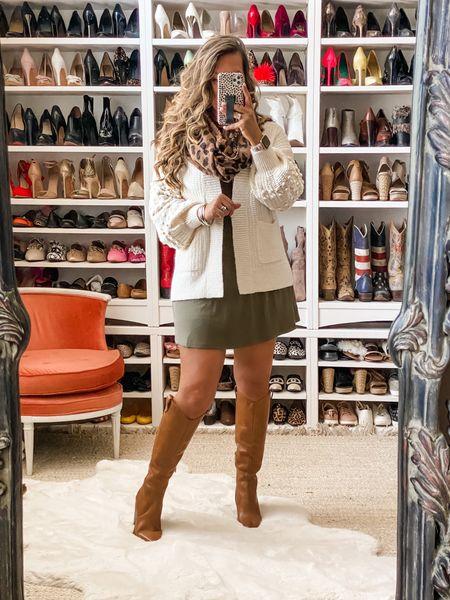 NSale favorites. Pom Pom Madewell Cardigan comes in a couple different color options. Vince Camuto knee high boots also on sale.   #LTKsalealert #LTKunder100 #LTKshoecrush