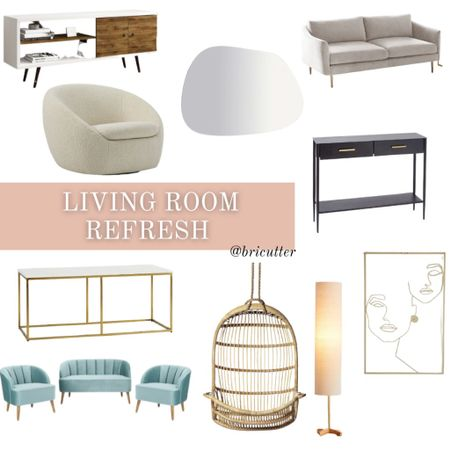 Time for a living room refresh? Here's some pieces to help inspire your home makeover!   #LTKstyletip #LTKhome #LTKHoliday