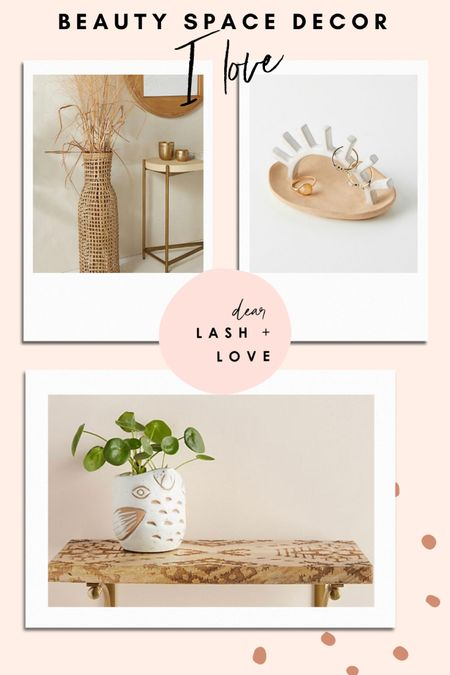 Decor for your lash or beauty space that I'm loving http://liketk.it/3h4St #liketkit @liketoknow.it