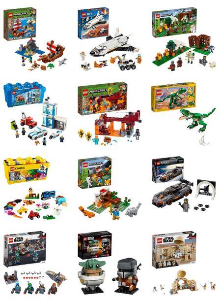 LEGO Rollbacks, baby! #walmart   #LTKGiftGuide #LTKHoliday #LTKkids