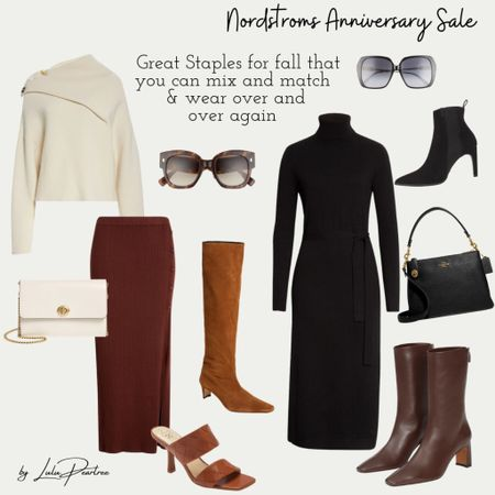 Perfect items for a fall wardrobe refresh in this year's Nordstrom Anniversary Sale. Follow me in the LIKEtoKNOW.it shop.ltk app to shop my curations with in-app exclusive recommendations.   / http://liketk.it/3jyxP #liketkit @liketoknow.it #LTKsalealert #LTKstyletip #LTKworkwear #nsale #workwear #dresses #fallboots #fallshoes #falloutfits #falloutfit #sunglasses #boots #highhellboots