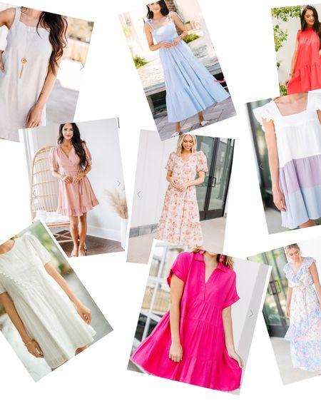 Mint julep dresses! http://liketk.it/3hz1Y Download the LIKEtoKNOW.it shopping app to shop this pic via screenshot #liketkit @liketoknow.it #LTKunder100 #LTKsalealert