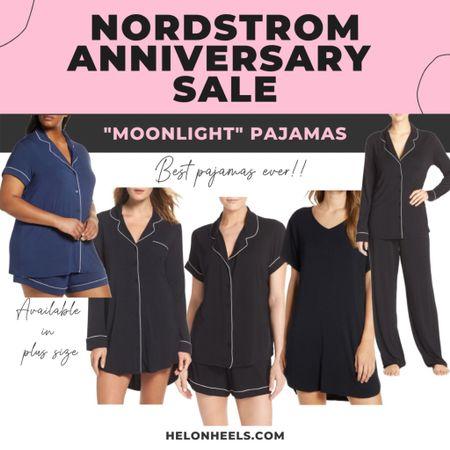 2021 Nordstrom Anniversary Sale - best pajamas. Nordstrom Moonlight Pajamas. Favorite pajamas http://liketk.it/3jAj0 #liketkit @liketoknow.it #LTKsalealert #LTKunder100