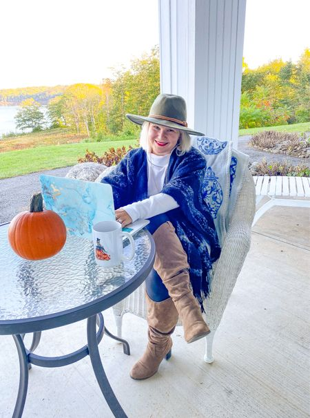 New England Autumn Uniform. Cozy season is in full force.  #LTKSeasonal #LTKHoliday #LTKcurves