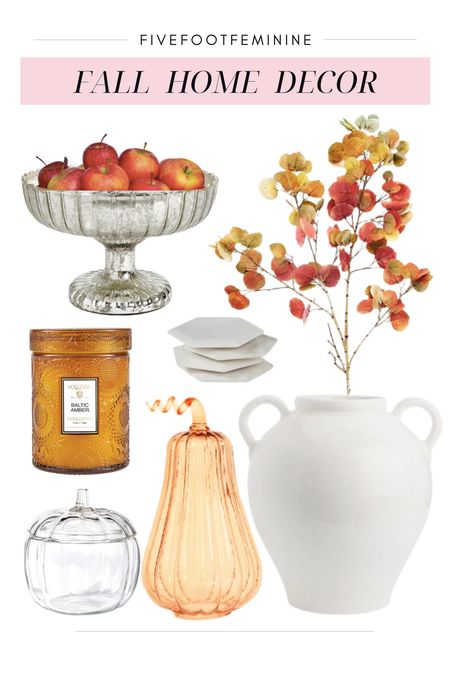 SIMPLE & EASY FALL HOME DECOR TIPS   1: Invest in a nice set of fall foliage stems (you'll have them forever) 2: Display seasonal fruit & candies (you'll actually eat these) 3: Light a seasonal candle (this sets the mood & makes your home smell so good!)  LINK IN BIO TO SHOP all these items and more! Tags: fall foliage, fall florals, faux fall florals, fall leaves, fall home decor, Halloween home decor, Rachel Parcell, rach Parcell, pottery barn, fall candle #ltkfall    #LTKhome #LTKHoliday #LTKSeasonal