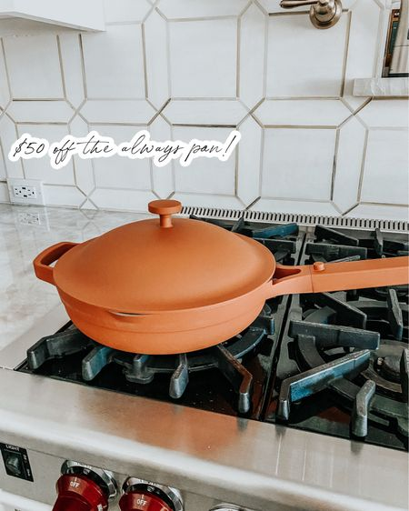 This weekend only our favorite Always Pan is $50 off when you purchase the pan + knife together! Use code TWOFAVES http://liketk.it/3hlQF #liketkit @liketoknow.it #LTKsalealert #LTKhome