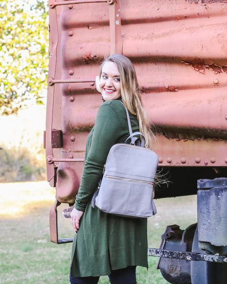 You're never too old for a backpack! Eyed this beauty in store for the longest until it finally went on sale. It's a fashionable way to store a laptop, planner and much more.   ✨NEW BLOG POST✨ Sharing this workbag on CentsibleBlonde.com + a 20% off sale! Hurry, ends Saturday!   • •  Screenshot this pic to get shoppable product details with the LIKEtoKNOW.it app OR go to the link in my bio!     #LTKunder50 #LTKunder100 #LTKsalealert #LTKstyletip #LTKitbag #liketkit @liketoknow.it    http://liketk.it/2zLwq