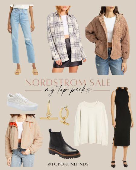 My top fashion picks from the Nordstrom Anniversary Sale! 🏷  #liketkit http://liketk.it/3jNsC @liketoknow.it  #LTKunder50 #LTKunder100 #LTKsalealert   Nordstrom, Nordstrom sale, Nordstrom anniversary sale, fashion, fall fashion