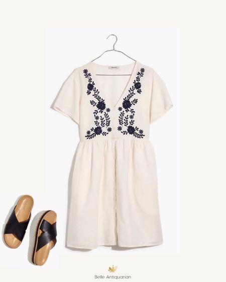 Very flattering cut on this dress. Try using code BLOOMING for additional discounts.  #LTKsalealert #LTKunder100 #LTKworkwear