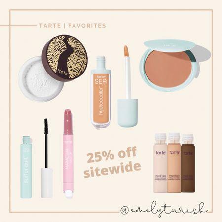 Tarte favorites on sale!   #LTKsalealert #LTKSale #LTKbeauty