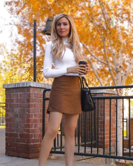 It's fall here! We are even getting snow today! Loving neutrals and warm tones this season.   #LTKSeasonal #LTKHoliday