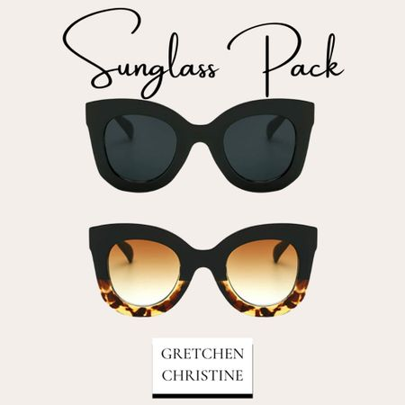 Perfect sunglasses for under $20!   #LTKsalealert #LTKitbag #LTKstyletip