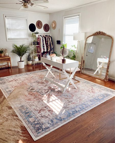 New rug for the office space and I am so in love! Use code FUNBEARY10 off your @ruggable rug today! http://liketk.it/368bm @liketoknow.it #liketkit #StayHomeWithLTK #LTKhome #LTKunder100