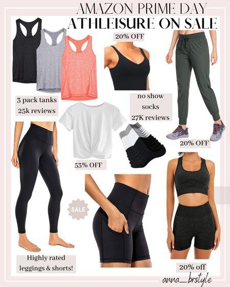 amazon prime deals, amazon workout wear on sale, amazon finds #anna_brstyle http://liketk.it/3id3y #liketkit @liketoknow.it #LTKsalealert #LTKfit