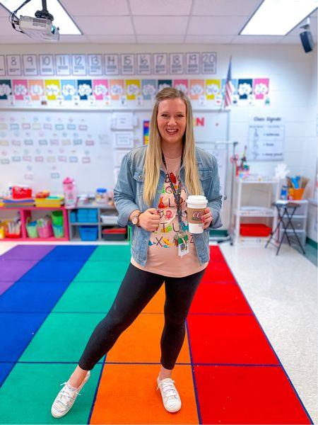 My go to teacher ootd!   #LTKworkwear #LTKbump #LTKkids