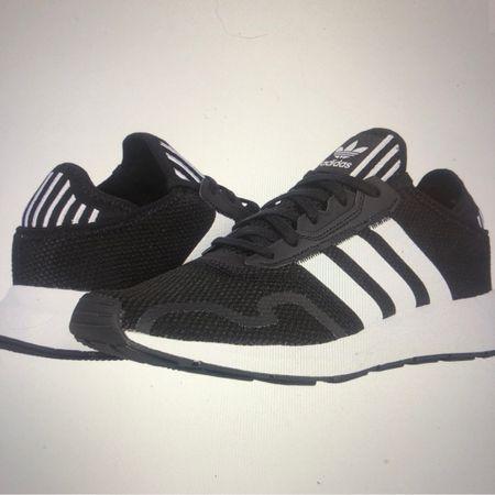 Adidas Swift Run on sale, fully stocked. In the black and white!   #LTKshoecrush #LTKsalealert #LTKunder100