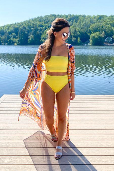 Summer time☀️🏖 Swimsuit coverup under $25! @liketoknow.it http://liketk.it/3j8NV #liketkit   #LTKunder50 #LTKswim #LTKtravel