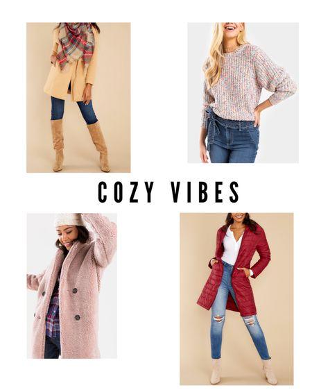 Cozy Sweaters and Winter Jackets for Christmas 🎄🎁 @liketoknow.it #liketkit http://liketk.it/30ISz #LTKunder50 #LTKunder100 #StayHomeWithLTK