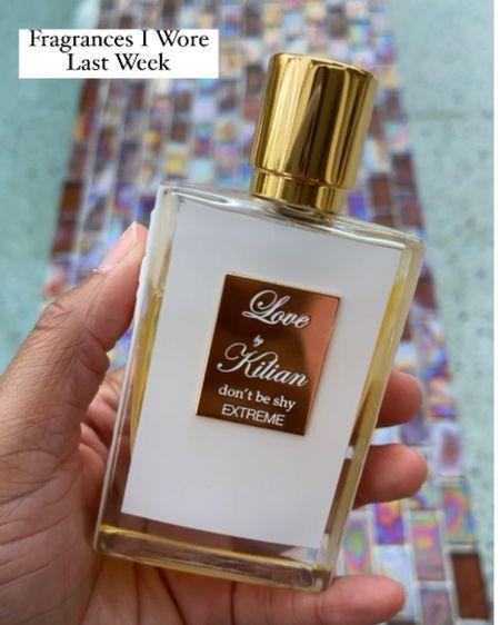 Fragrances I Wore Last Week—Instagram Reel   #LTKbeauty Shop my daily looks by following me on the LIKEtoKNOW.it shopping app http://liketk.it/3fqOs #liketkit @liketoknow.it