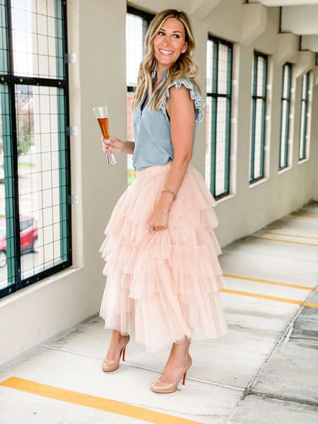 Life is short. Wear the tutu and Louboutins on your birthday   #LTKstyletip #LTKHoliday #LTKwedding