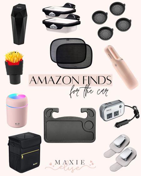Amazon Car Finds 🚘  #amazonfinds #amazoncar #amazon #amazoncarfinds #cartrashcan #carvacuum #cardiffuser #caressentials #amazonfavorites #amazonessentials  #LTKunder50 #LTKunder100 #LTKSeasonal