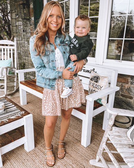 Mother's Day outfit linked! Shop your screenshot of this pic with the LIKEtoKNOW.it shopping app http://liketk.it/3eTRE @liketoknow.it #liketkit #LTKunder100 #LTKunder50 #LTKstyletip