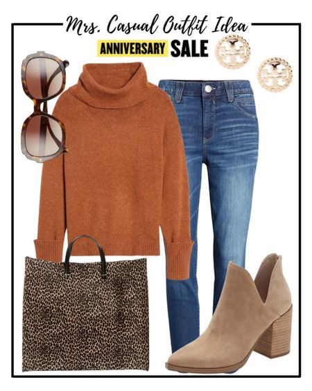 Nordstrom sale fall outfit ideas 🍁  #LTKstyletip #LTKunder50 #LTKunder100
