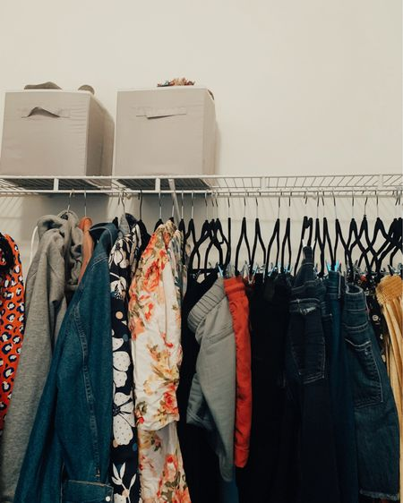 Organized my closet for under $75 with some Amazon  finds! http://liketk.it/2YyH6 #liketkit @liketoknow.it #StayHomeWithLTK