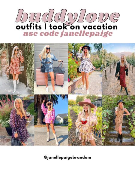 BuddyLove Outfits  15% off: JANELLEPAIGE    #LTKstyletip #LTKtravel #LTKunder100