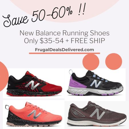 HUGE savings on these new balance sneakers today!! Make sure you follow me for more deals!   #LTKmens #LTKunder50 #LTKshoecrush