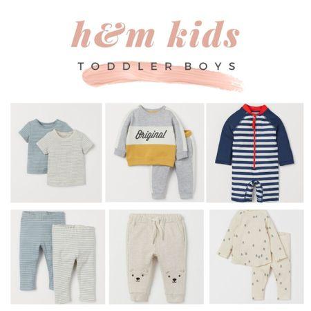 Bought baby j a few things from H&M! http://liketk.it/389xH #liketkit @liketoknow.it #LTKbaby #LTKkids