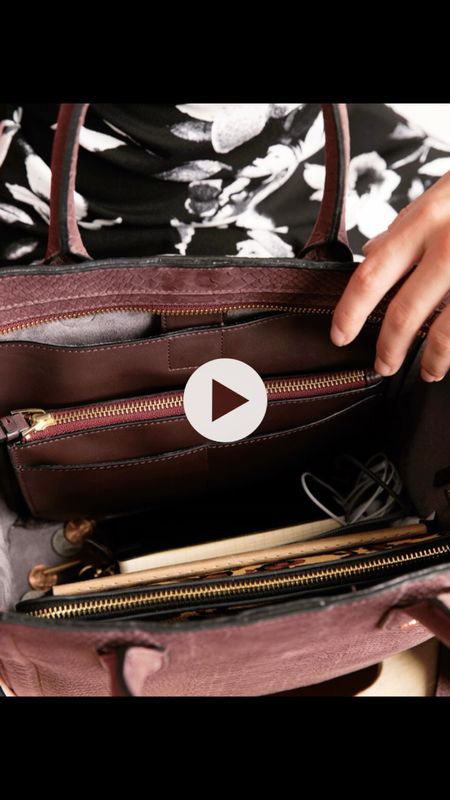 Functionality is 🔑. See the new season's bags on IvankaTrump.com. #LordandTaylor http://liketk.it/2phVI @liketoknow.it #liketkit #WearITtoWork