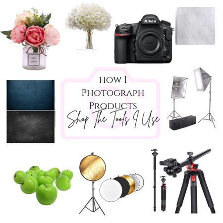 How I Photograph Products | Photography Must Haves | photo | Photography Tools    #LTKtravel #LTKwedding #LTKunder100