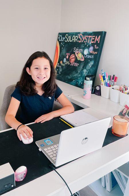 Back to school, desk, home office  #LTKbacktoschool #LTKkids