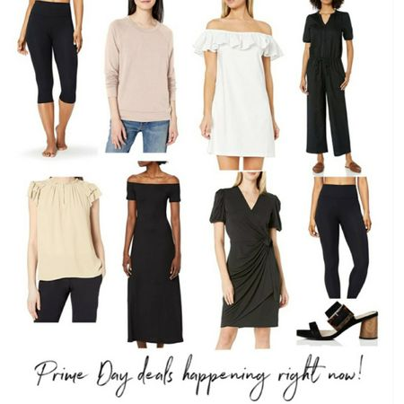 Amazon Prime Day deals that are happening now!   Amazon fashion, Amazon finds, Amazon leggings, Amazon dress      http://liketk.it/3hYwF #liketkit @liketoknow.it  #LTKunder50 #LTKsalealert #LTKstyletip