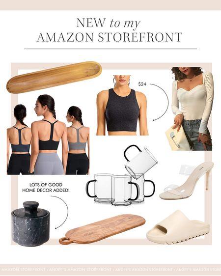 new amazon fashion and amazon decor this week! #amazon #amazonfashion #amazondecor #decor http://liketk.it/3mNLL #liketkit @liketoknow.it #LTKhome #LTKunder100 #LTKunder50