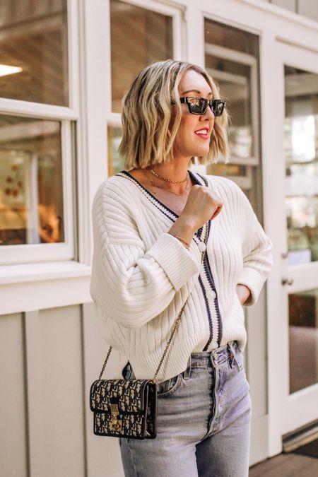 Abercrombie, sweater, cardigan   #LTKstyletip #LTKunder50 #LTKSeasonal