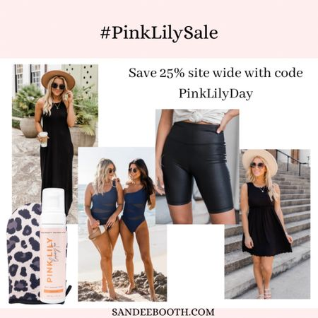 Save 25% off site wide at Pink Lily with code PINKLILYDAY  10% of sales today will be donated to the Hope for Fertility Foundation. 💕   #LTKsalealert #LTKstyletip #LTKunder50