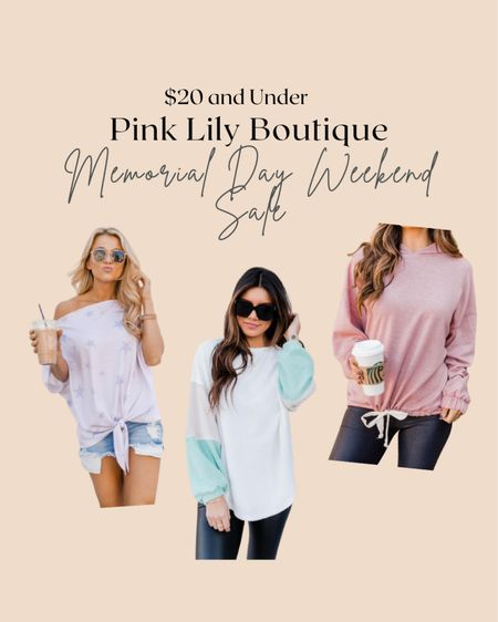 Pink Lily is having an incredible Memorial Weekend Sale. You don't want to miss out on these deals! http://liketk.it/3gl2V #liketkit @liketoknow.it