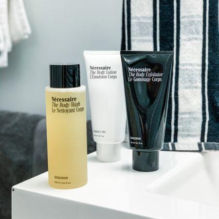 Fave Body Wash, Exfoliator & Lotion 🖤 http://liketk.it/30M4p #liketkit @liketoknow.it #LTKbeauty