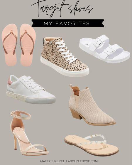 Target shoes all affordable   #LTKunder50 #LTKshoecrush #LTKunder100