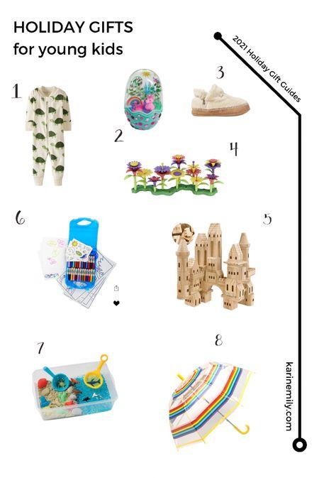 Holiday gift guide for young kids   #LTKHoliday #LTKGiftGuide #LTKkids