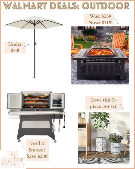 Walmart is having their Deals For Days Sales event  and there are so many amazing deals! http://liketk.it/3hZZD #liketkit @liketoknow.it #LTKsalealert #LTKhome #LTKunder100
