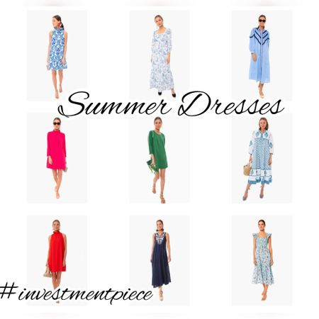 From parties to picnics- @tuckerneck has a knit dress for that! #investmentpiece #summerdresses  #LTKwedding #LTKstyletip #LTKunder100