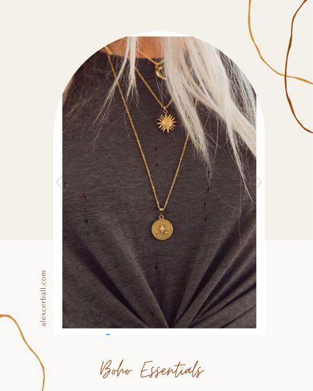 Gold necklace http://liketk.it/3eHqN #liketkit @liketoknow.it